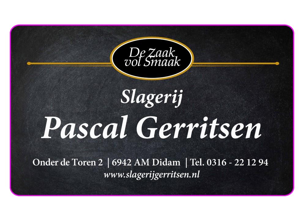 Slagerij Pascal Gerritsen
